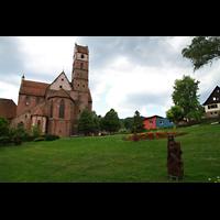 Alpirsbach, Klosterkirche, Ansicht auf den Chor