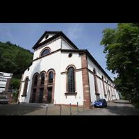 Schramberg (Schwarzwald), St. Maria, Außenansicht