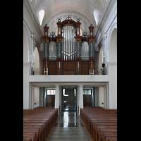 Schramberg (Schwarzwald), St. Maria, Orgelempore