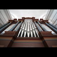 Schramberg (Schwarzwald), St. Maria, Orgel perspektivisch