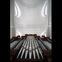 Schramberg (Schwarzwald), St. Maria, Orgel und Gewölbe