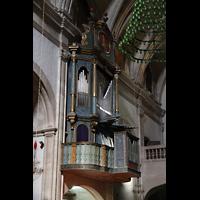 Campanet (Mallorca), Sant Miquel, Orgelempore