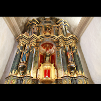 Campanet (Mallorca), Sant Miquel, Hochaltar im Chor