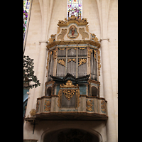Muro (Mallorca), Sant Joan Baptiste, Orgel