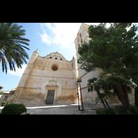 Muro (Mallorca), Sant Joan Baptiste, Fassade