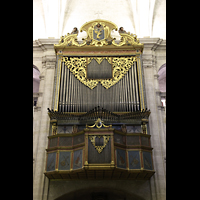 Sa Pobla (Mallorca), Sant Antoni Abat, Orgel