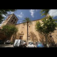 Sa Pobla (Mallorca), Sant Antoni Abat, Außenansicht mit Turm