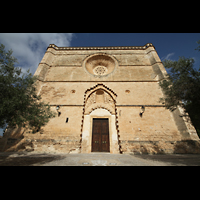 Petra (Mallorca), Sant Pere, Fassade