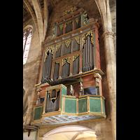 Petra (Mallorca), Sant Pere, Orgel