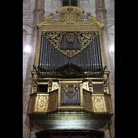 Palma de Mallorca, Sant Nicolau, Orgel