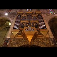 Palma de Mallorca, Catedral La Seu, Hauptorgel