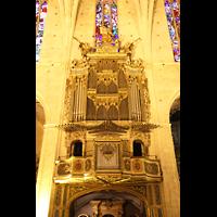 Palma de Mallorca, Convento Sant Francesc, Orgel