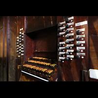 Palma (Mallorca), Sant Agusti / Iglesia de Ntra. Sra. del Socorro, Spieltisch