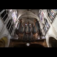 Paris, Saint-Séverin, Orgelempore