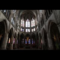 Paris, Saint-Séverin, Chorraum