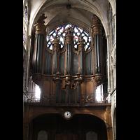 Paris, Saint-Séverin, Orgel