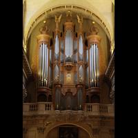 Paris, Saint-Louis en l'Ile (Hauptorgel), Große Orgel