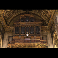 Paris, Sainte-Madeleine, Orgel