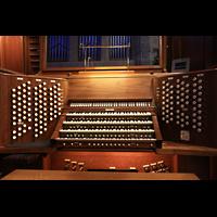 Denver (CO), St. John's Episcopal Cathedral (Main Organ), Spieltisch