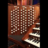 Denver (CO), St. John's Episcopal Cathedral (Main Organ), Linke Registerstaffel