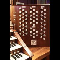 Denver (CO), St. John's Episcopal Cathedral (Main Organ), Rechte Registerstaffel