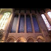 Denver (CO), St. John's Episcopal Cathedral (Main Organ), Orgelprospekt