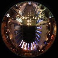 Denver (CO), St. John's Episcopal Cathedral (Main Organ), Innenraum Gesamtansicht