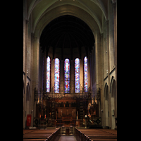 Denver (CO), St. John's Episcopal Cathedral (Main Organ), Chorraum