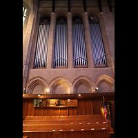 Denver (CO), St. John's Episcopal Cathedral (Main Organ), Prospekt der Hauptorgel