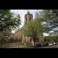 Denver (CO), St. John's Episcopal Cathedral (Main Organ), Außenansicht