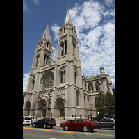 Denver (CO), Cathedral Basilica of the ImmaculateConception, Außenansicht