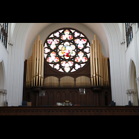 Denver (CO), Cathedral Basilica of the ImmaculateConception, Orgel