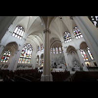 Denver (CO), Cathedral Basilica of the ImmaculateConception, Vierungsraum