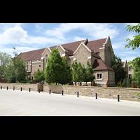 Denver (CO), Montview Boulevard Presbyterian Church, Außenansicht