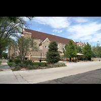 Denver (CO), Montview Boulevard Presbyterian Church, Seitenansicht