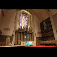 Denver (CO), Montview Boulevard Presbyterian Church, Chororgel