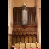 Denver (CO), Montview Boulevard Presbyterian Church, Prospekt der Chororgel