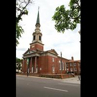 Denver (CO), First Baptist Church, Außenansicht