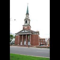 Denver (CO), First Baptist Church, Fassade