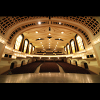 Boulder (CO), University, Macky Auditorium (Main Organ), Konzertsaal - Auditorium