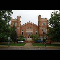 Boulder (CO), University, Macky Auditorium (Main Organ), Außenansicht