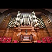 Denver (CO), Trinity United Methodist Church, Orgel