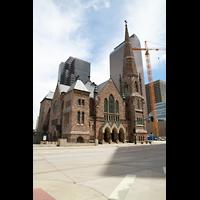 Denver (CO), Trinity United Methodist Church, Außenansicht