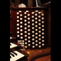 New York (NY), St. Thomas (Kleine Orgel), Rechte Registerstaffel