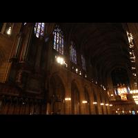 New York (NY), St. Thomas (Kleine Orgel), Große und kleine Orgel