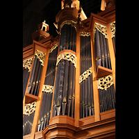 New York (NY), St. Thomas (Kleine Orgel), Prospektdetail