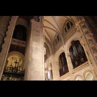 New York (NY), Episcopal Cathedral of St. John the Divine, Orgel im Chorraum