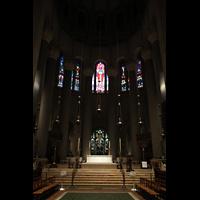 New York (NY), Episcopal Cathedral of St. John the Divine, Hochaltar im Chor