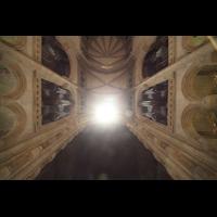New York (NY), Episcopal Cathedral of St. John the Divine, Orgeln und Deckengewölbe