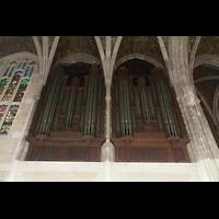 West Point (NY), Military Academy Cadet Chapel, Prospekt der Right Chancel Organ